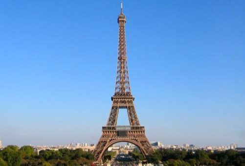 Incentive travel to paris